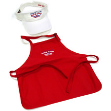 picture of hat and apron